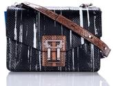 Proenza Schouler Hava Shoulder Bag in Black and White