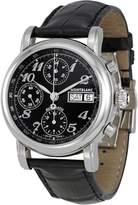 Montblanc Mont Blanc Men's 8451 Star Chronograph Watch