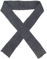 Marni ribbed knit scarf