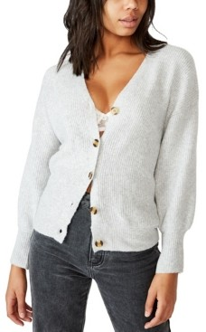 Cotton On Women's Too Cool for School Cardigan