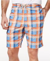 Tommy Bahama Men's Baja Palmalay Swim Trunks, 9""