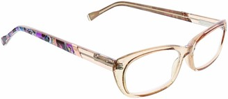 Vera Bradley Women's Tina Rectangular Reading Glasses