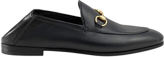 Gucci Leather Horsebit loafer