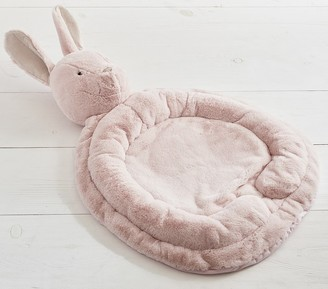 Pottery Barn Kids Blush Bunny Interactive Playmat
