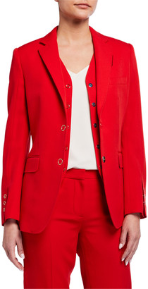 Burberry Ornella Jacket with Waistcoat