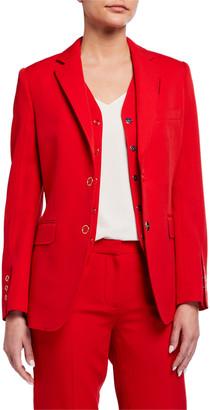 Burberry Ornella Jacket with Waistcoat