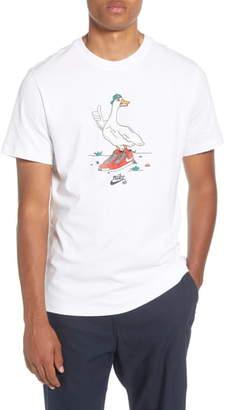 Nike SB Goose Graphic T-Shirt