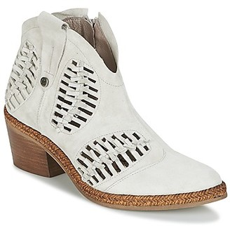 dkode JAYLIN women's Low Ankle Boots in Grey