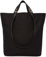 Haerfest Black Canvas H6 Tote Bag
