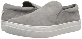 Steve Madden Gills Sneaker (Black Suede) Women's Shoes