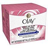 Olay Night Of Firming Cream - 2 oz