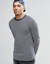 Jack & Jones Stripe Knitted Jumper