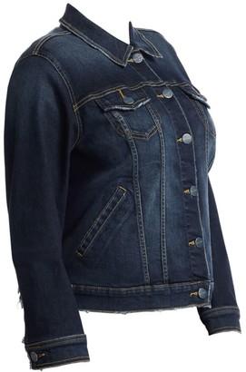 Slink Jeans, Plus Size Denim Jacket