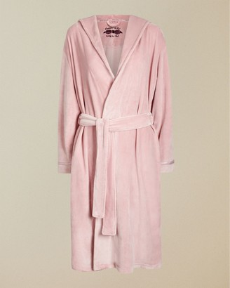 Ted Baker Long Hooded Dressing Gown