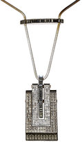 Lanvin WOMEN'S GEOMETRIC PENDANT NECKLACE