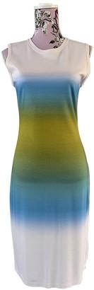 Jonathan Saunders Multicolour Viscose Dresses
