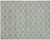 Pottery Barn Scroll Tile Rug - Porcelain Blue