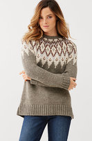 J. Jill Birchwood Sweater