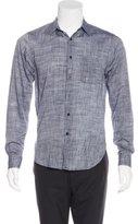 Rag & Bone Pocketed Button-Up Shirt