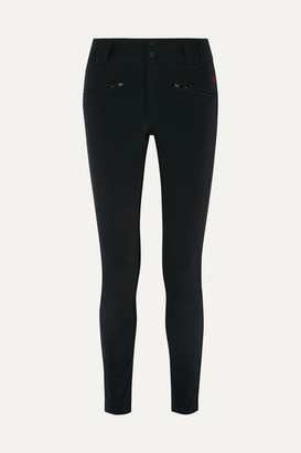 Perfect Moment Aurora Slim-leg Ski Pants - Black