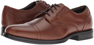 Dockers Garfield (Black) Men's Lace Up Cap Toe Shoes
