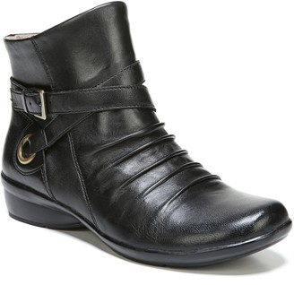 Naturalizer Leather Ankle Boots - Cycle