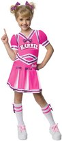 Rubie's Costume Co Cheerleader Barbie - Toddler