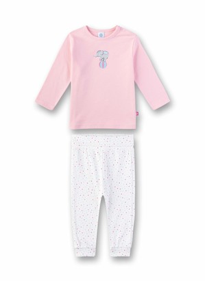Sanetta Baby Girls Pyjama Set