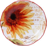 Certified International Paris Sunflower Serving Bowl