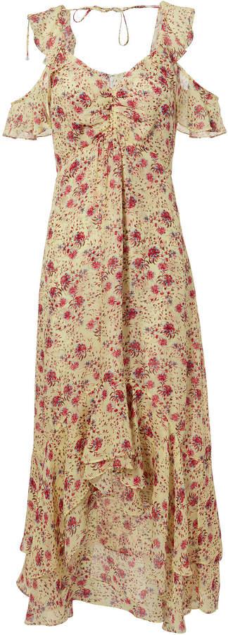 Intermix Garin Floral Dress