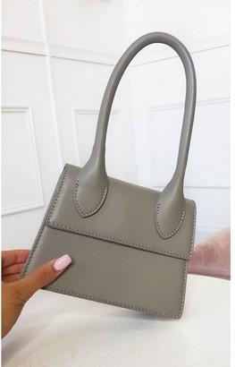 IKRUSH Jaq Faux Leather Handle Mini Bag