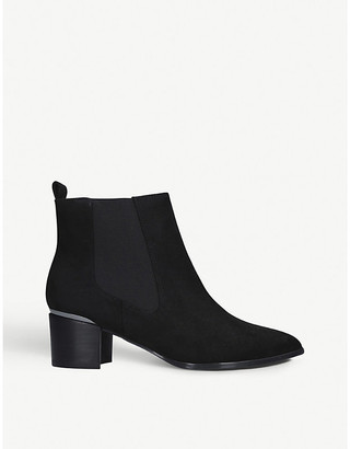 Nine West Taye faux-suede ankle boots