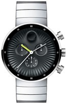 Movado 'Edge' Bracelet Watch, 42mm