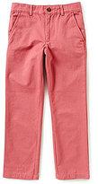 Class Club Big Boys 8-20 Twill Pants