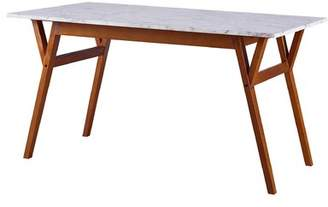 Wrought Studio Searsport Dining Table Base Color: Walnut