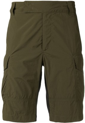 Versus knee-length cargo shorts