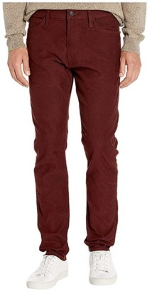 Dockers Slim Fit Jean Cut with All Seasons Tech (Chestnut Red) Men's Casual Pants
