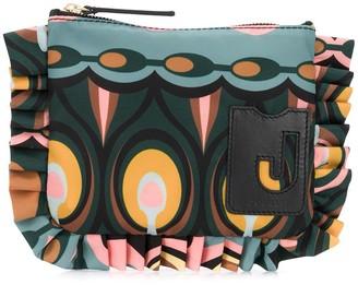 La DoubleJ Patterned Small Deluxe Pocket