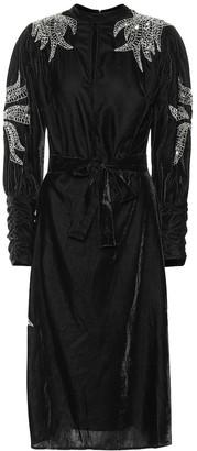 Dodo Bar Or Velvet dress