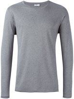 Closed crew neck jumper