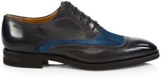 Bally Skente Leather Brogues