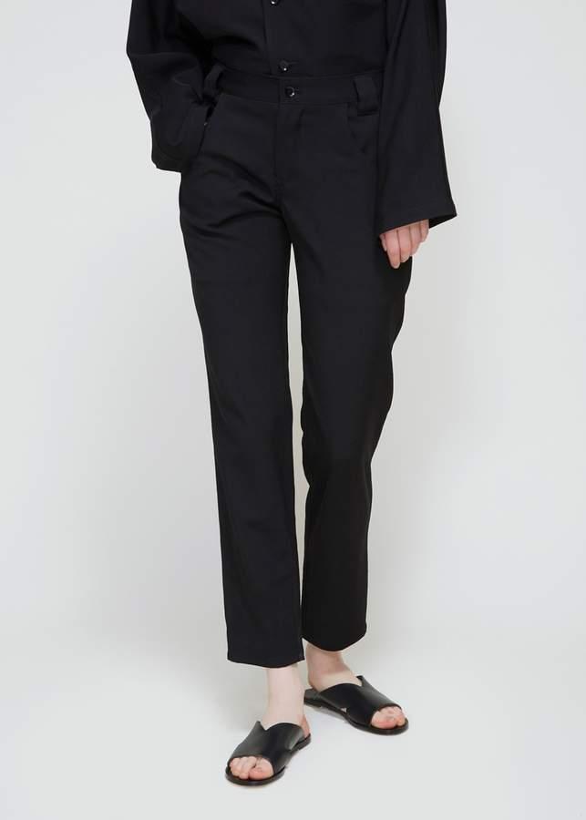 Yohji Yamamoto Basic Slim Pants