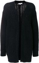 IRO oversized cardi-coat - women - Polyamide/Spandex/Elastane/Wool - XS