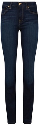 7 For All Mankind Roxanne Straight Jeans