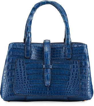 Nancy Gonzalez Astrid Small Crocodile Tote Bag