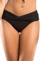 Robin Piccone Twist Waist Bikini Bottoms