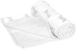 Aden Anais Aden + Anais Essentials Stroller Blanket, Safari Babes - Elephant