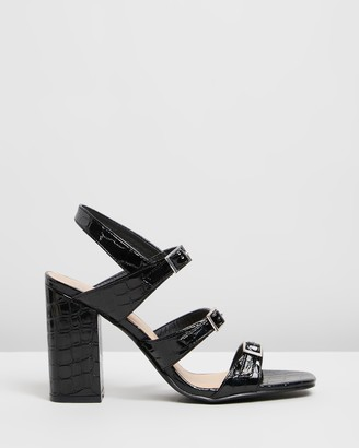 Therapy Lynx Ankle Strap Heels
