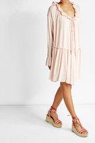 See by Chloe Oversized Midi Dress