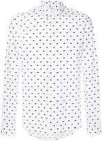 Kenzo Eyes slim-fit shirt